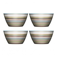 iittala - Origo Bowl Set of 4 0.5L