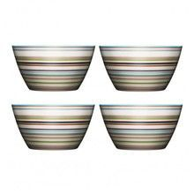 iittala - Origo Bowl 0.5l Set of 4 Pieces