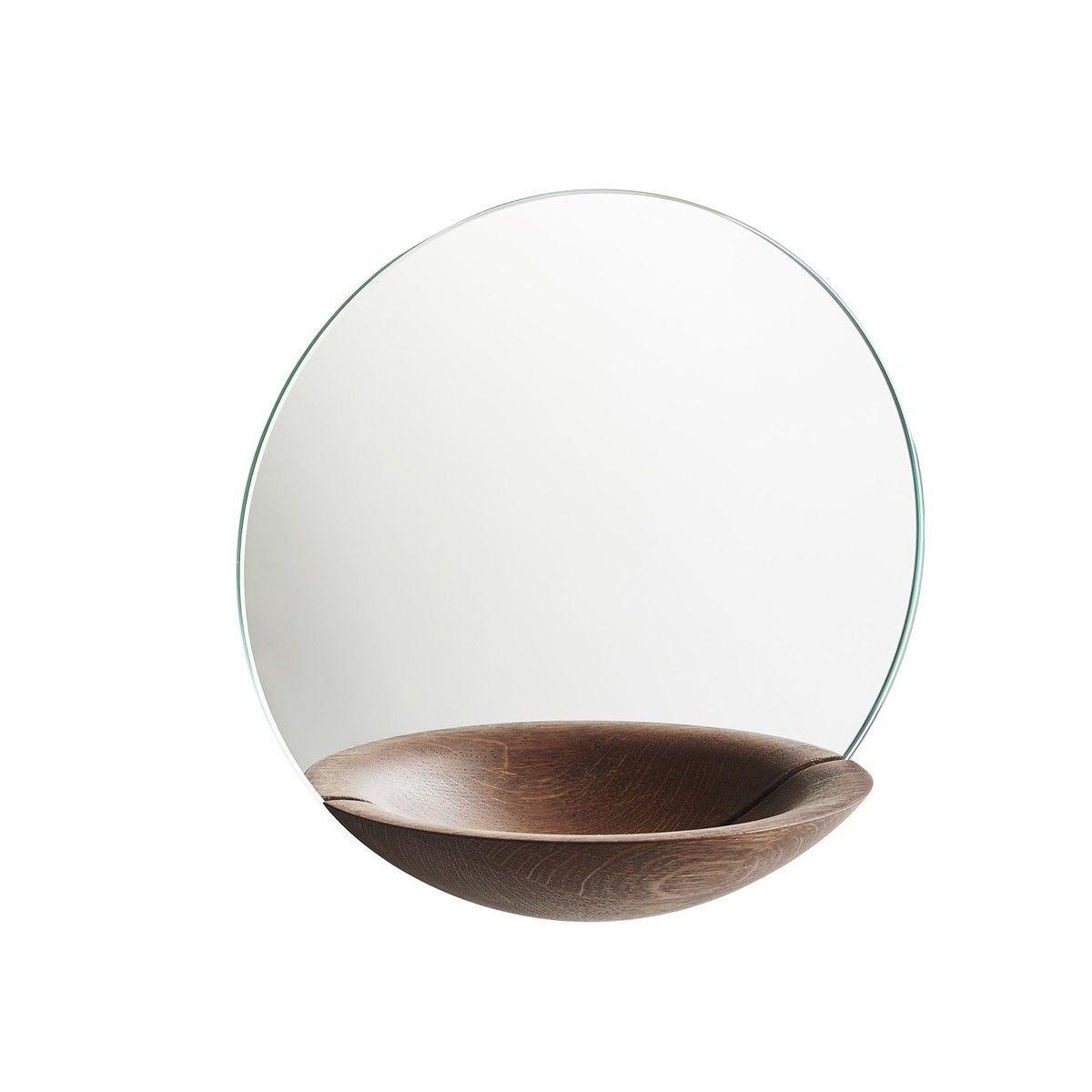 pocket mirror 26cm woud. Black Bedroom Furniture Sets. Home Design Ideas
