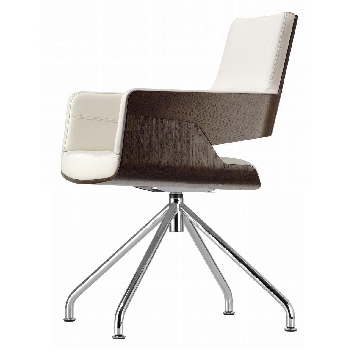 thonet s 843 chaise de bureau thonet. Black Bedroom Furniture Sets. Home Design Ideas