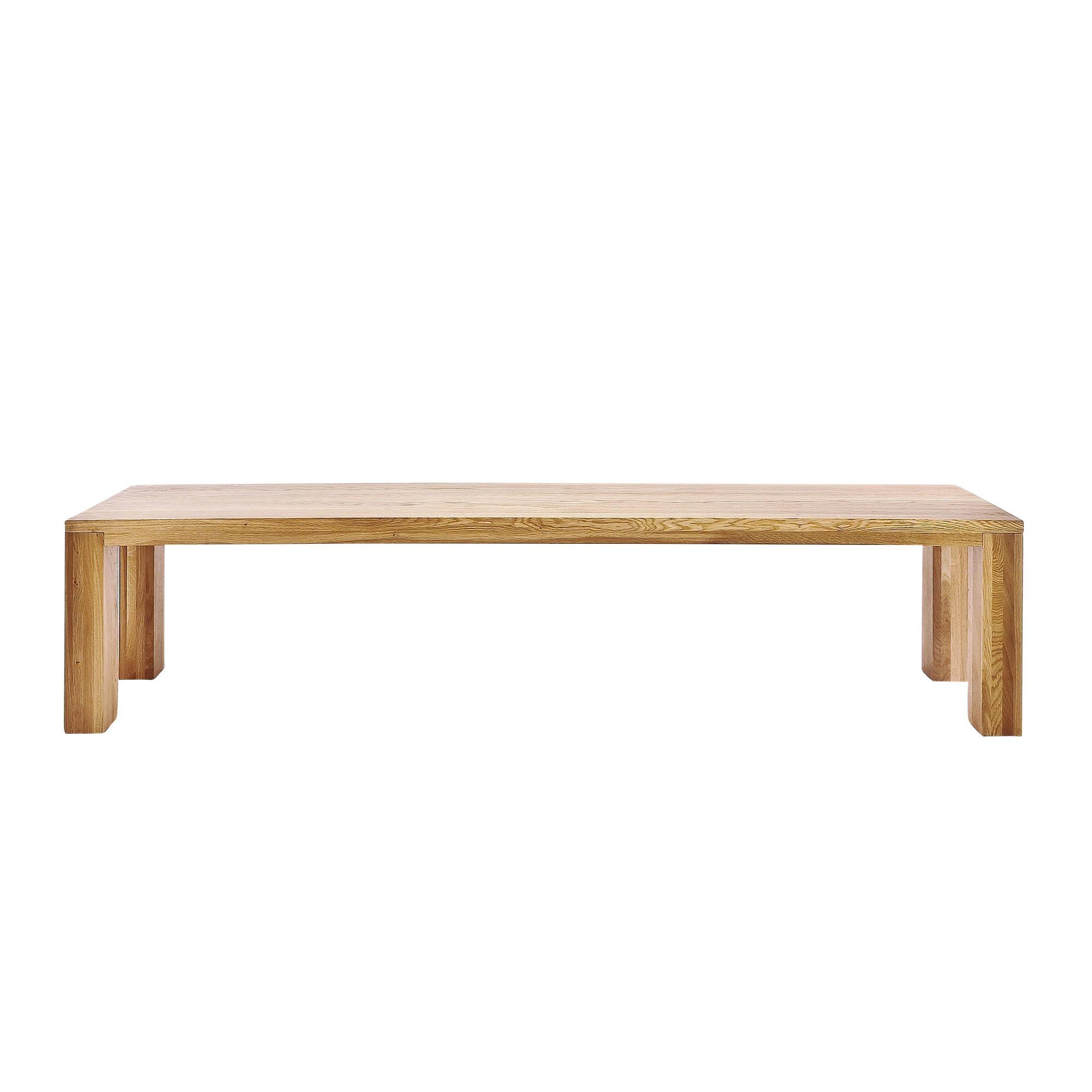 ADWOOD   Mr. Big Solid Wood Bench ...