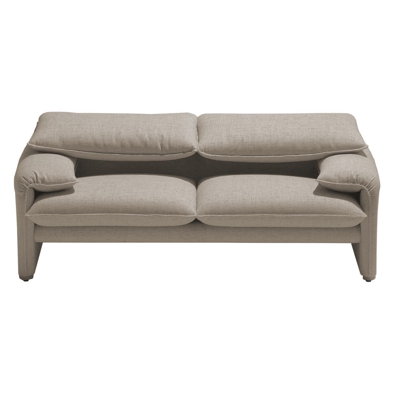 Cassina Maralunga 40 2-Seater Sofa 166x86cm