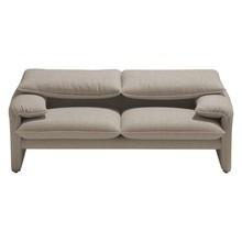 Cassina - Maralunga 40 - Sofá de 2 asientos 166x86cm