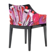 Kartell - Madame Pucci - Chaise avec accoudoirs