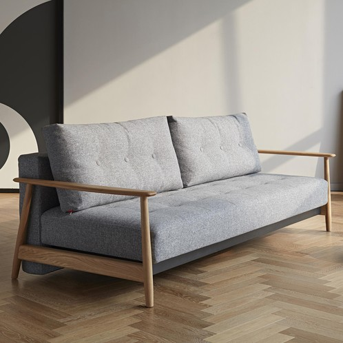 Innovation - Una Deluxe Button Klappsofa