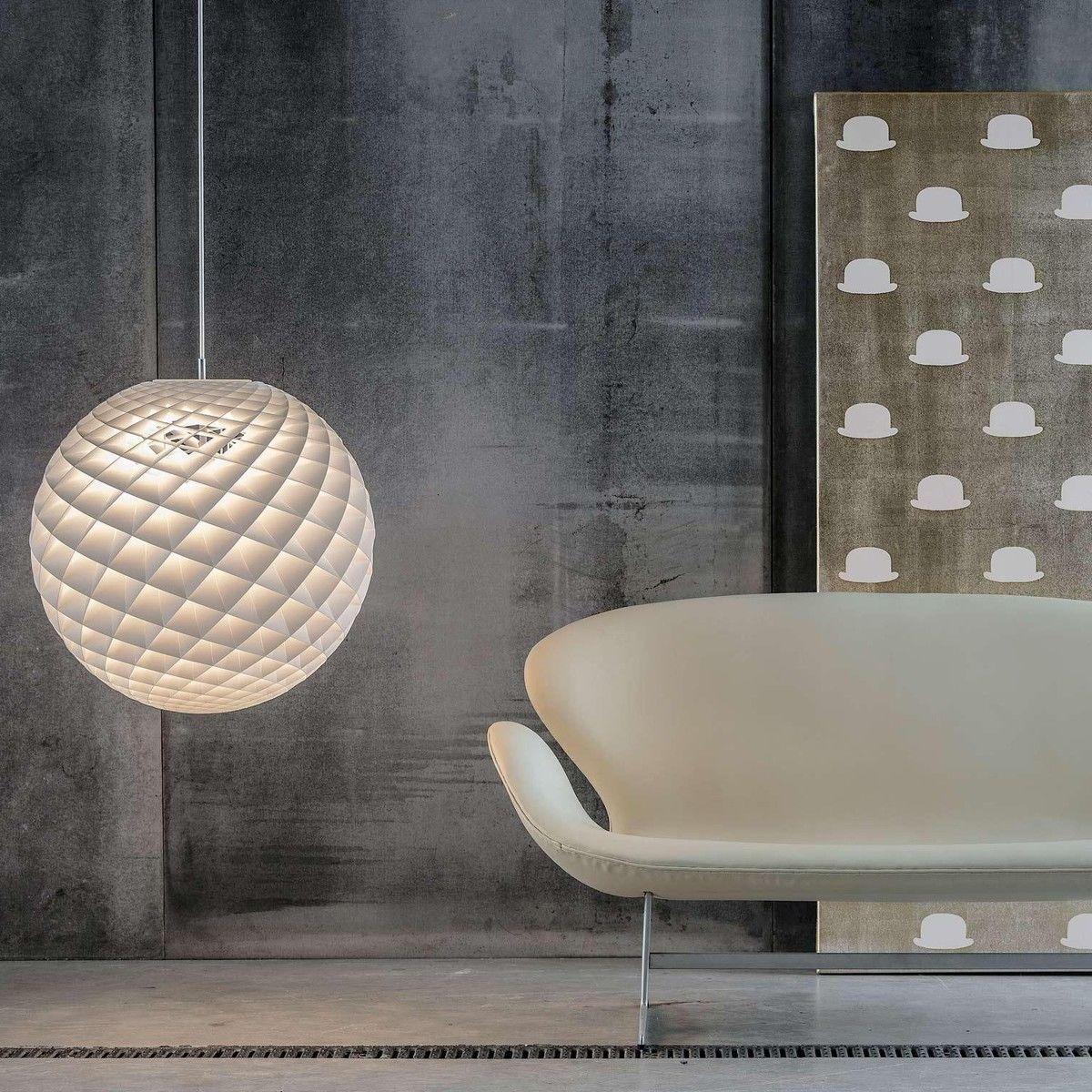 patera pendelleuchte louis poulsen. Black Bedroom Furniture Sets. Home Design Ideas