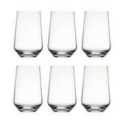 iittala - Essence waterglas set van 6