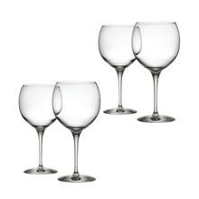 Alessi - Mami XL - Roodwijn glazen-set
