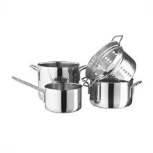 Eva Solo - Promotion Set Eva Solo Cooking Pot Set Of 4