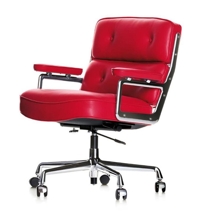 Bureaustoel Charles Eames.Vitra Es 104 Eames Lobby Chair Office Chair Ambientedirect