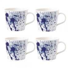 Royal Doulton - Pacific Splash Tasse 4er Set
