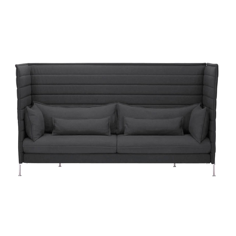 Vitra Alcove Highback 3 Seater Sofa