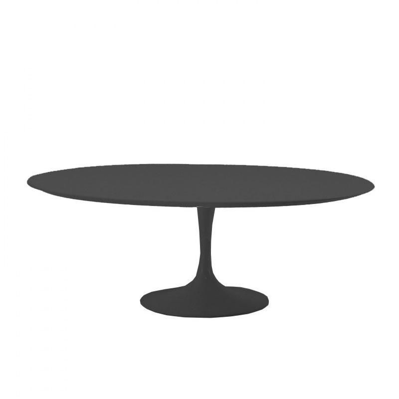 Saarinen tafel ovaal knoll international - Tafel knoll ...