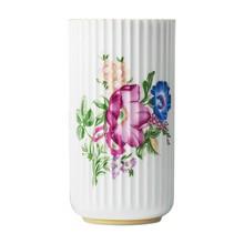 Lyngby Porcelæn - Lyngby Porzellan Vase Blumen-Dekor