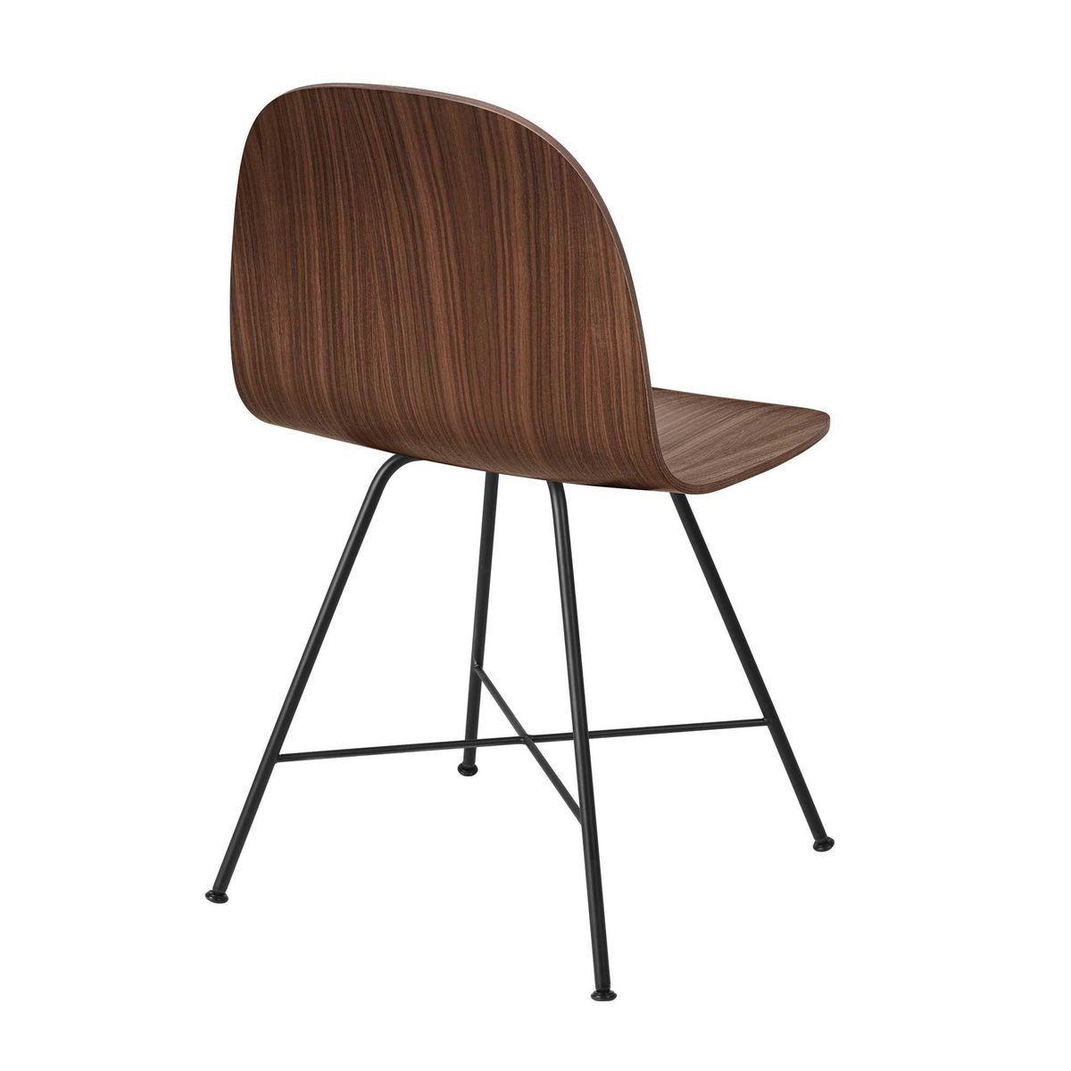 gubi 2d dining chair chaise gubi. Black Bedroom Furniture Sets. Home Design Ideas