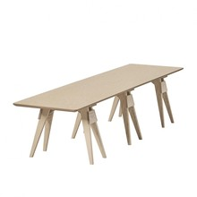 Design House Stockholm - Arco Side Table 182x42x40cm