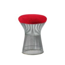 Knoll International - Knoll International Platner Hocker