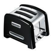 KitchenAid - Artisan 5KTT780 Toaster 2 Scheiben - schwarz/lackiert/Einzelstück - nur einmal verfügbar!