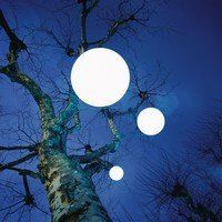 Moonlight - Moonlight MLP Suspension Lamp Ø 35cm