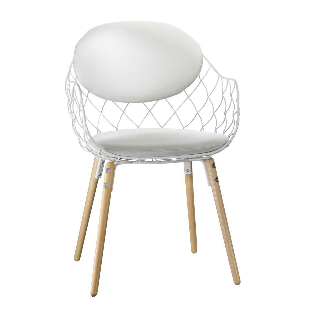 Pi a chair leather magis for Sedia particolare