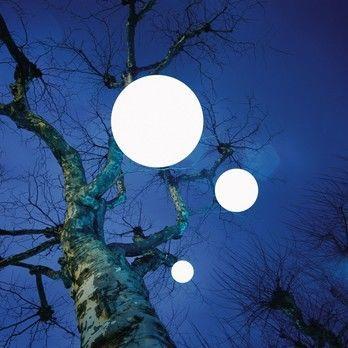 Moonlight - Moonlight MLH Suspension Lamp Ø 35cm