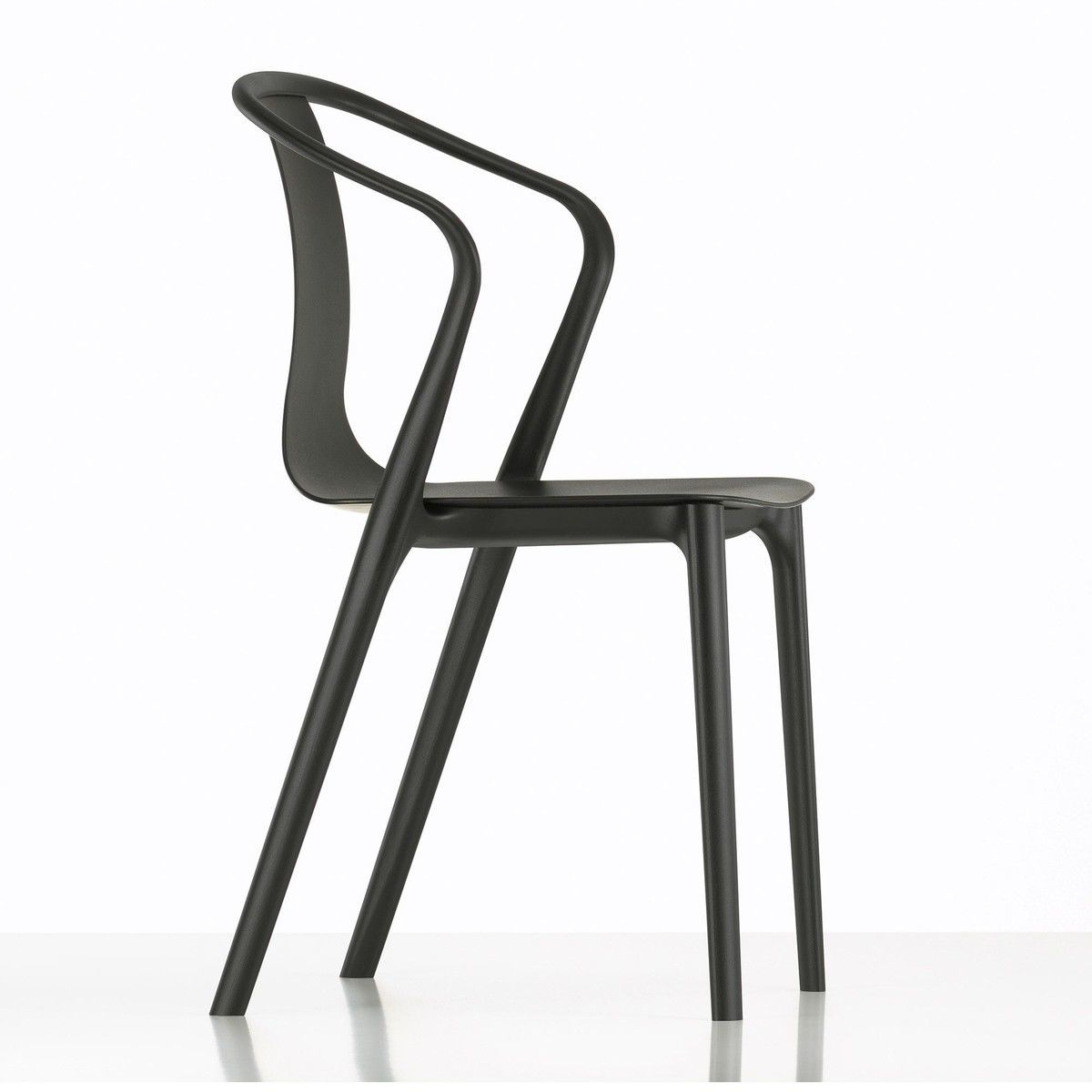 belleville armchair plastic outdoor stuhl vitra. Black Bedroom Furniture Sets. Home Design Ideas