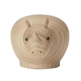 Woud - Rina Rhinoceros Holzfigur