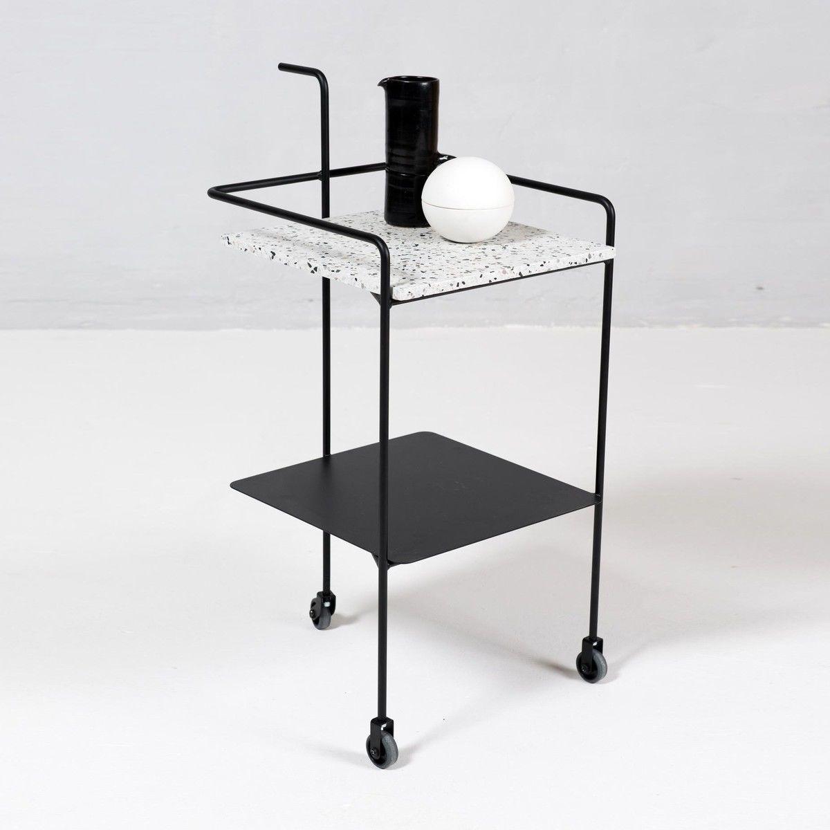 confetti desserte mobile ok design. Black Bedroom Furniture Sets. Home Design Ideas
