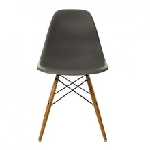 Vitra - Vitra Eames Plastic Side Chair DSW essenhout