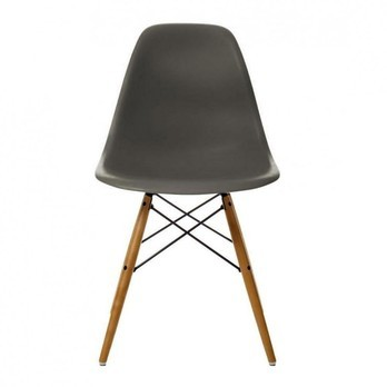 Vitra Eames Plastic Side Chair Dsw Gestell Esche Ambientedirect
