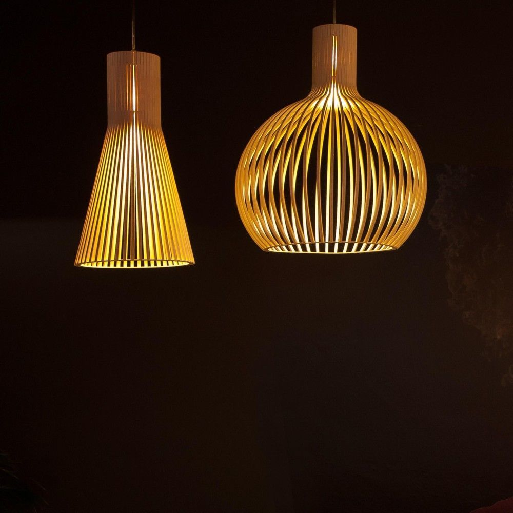 Secto 4201 suspension lamp secto design for Suspension designer