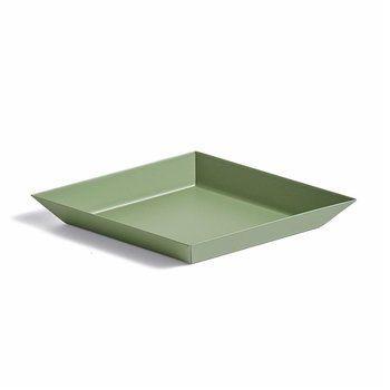 HAY - Kaleido XS Ablage  - olivgrün/19x11cm