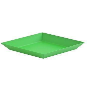 HAY - Kaleido XS Ablage  - grün/19x11cm