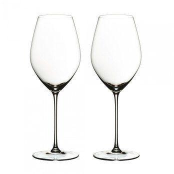 Riedel - Veritas Champagner Weinglas 2er Set - transparent/H 23,5cm, 445ccm