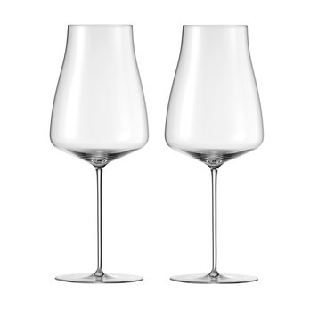 Zwiesel 1872 - Wine Classics Select Bordeaux-Glas 2er Set - transparent/mundgeblasen/826ml/H27cm