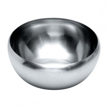Alessi - 205/29 Salad Bowl - stainless steel/Size 3/Ø29cm