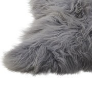 puraform - Tapis en peau de mouton Islande 195x55cm