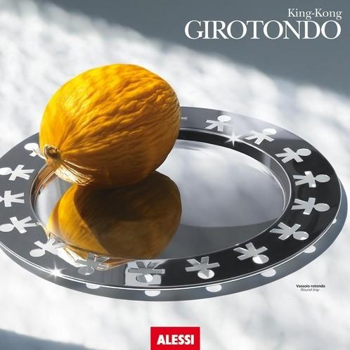 Alessi - Girotondo Rundes Tablett