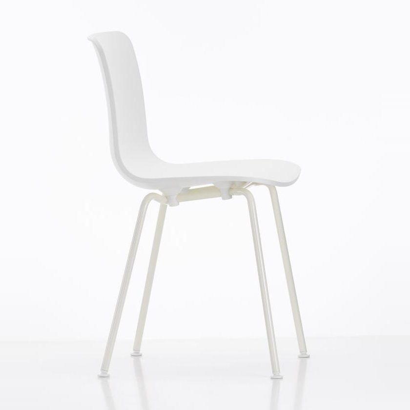 Hal tube white outdoor stuhl vitra for Stuhl design vitra