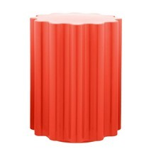 Kartell - Colonna - Pouf/Table d'appoint H:46cm