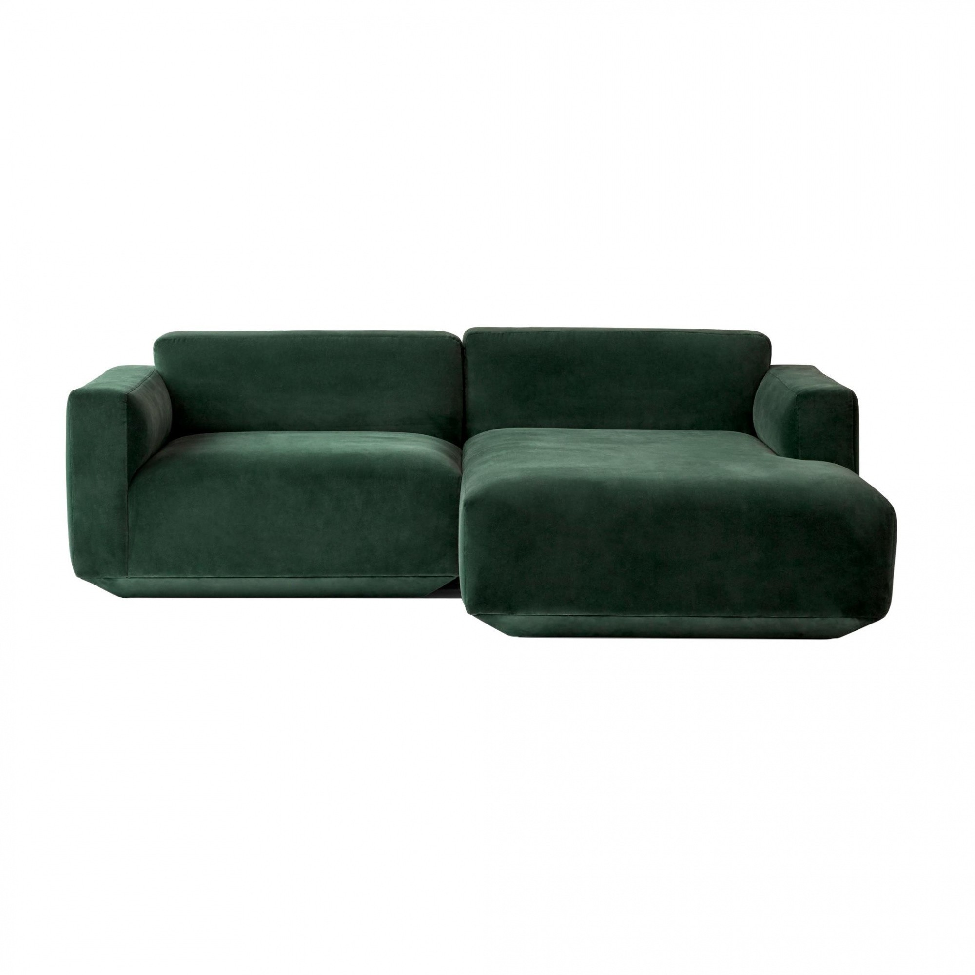 Tradition Develius 2 Seater Sofa With Chaise Longue Ambientedirect