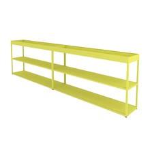 HAY - New Order Sideboard mit Tray 300x79.5cm