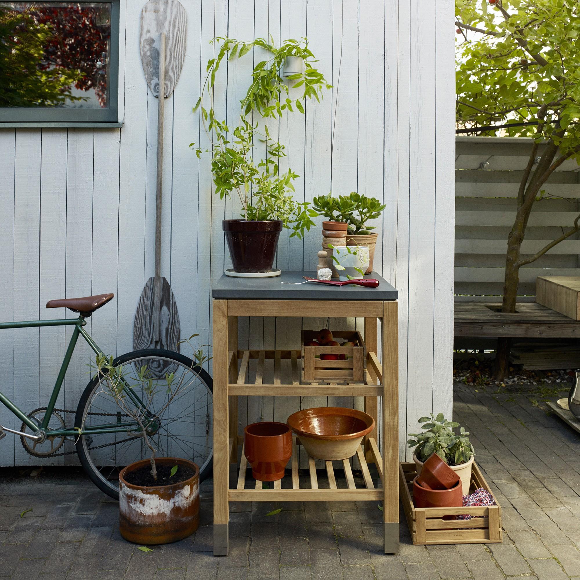 Pantry Module Garten Regal