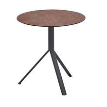Weishäupl - Trio - Table de bistro pliable Ø70cm