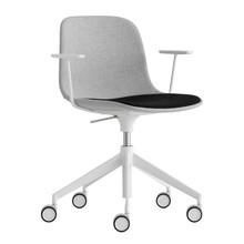 la palma - Chaise de bureau avec accoudoirs S341 Seela