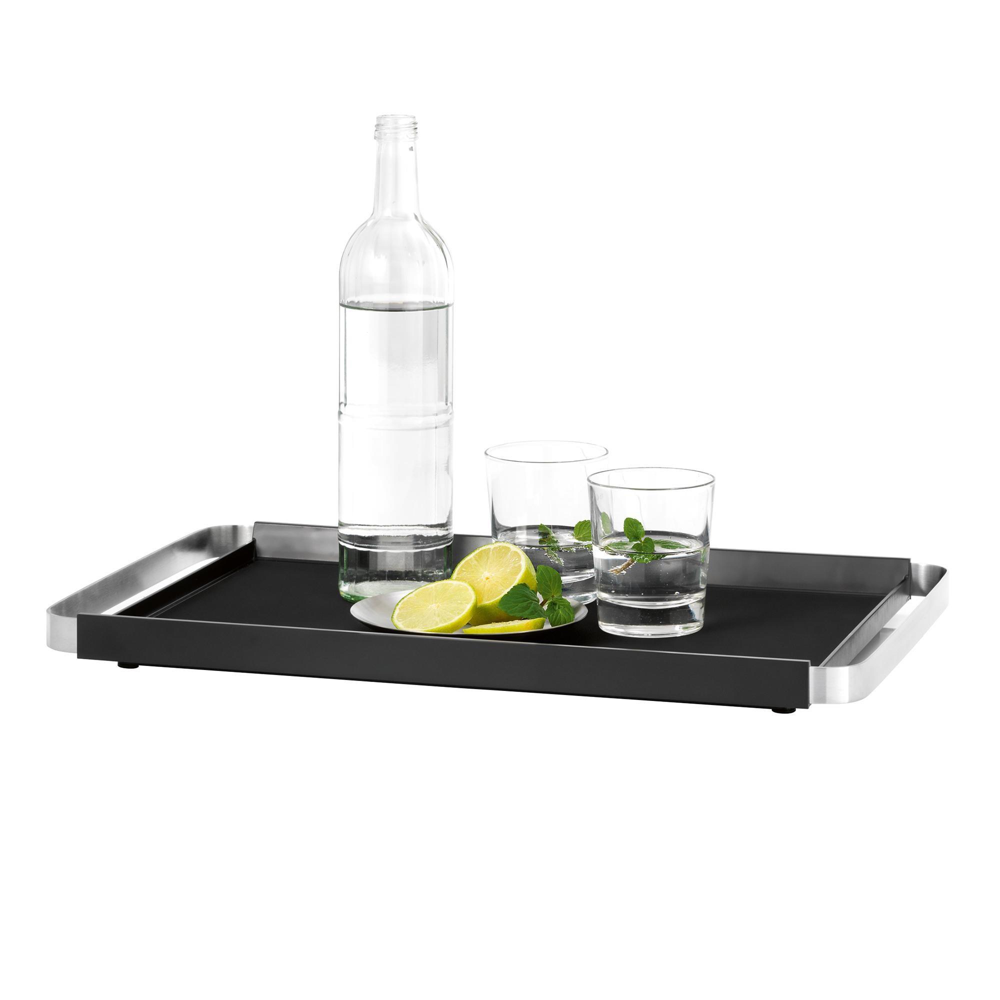 Blomus pegos tray rectangular ambientedirect for Pool 4 eckig