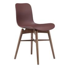 NORR 11 - Langue Original Stuhl Gestell geräucherte Buche