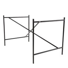 Richard Lampert - Eiermann 1 Table Frame 110x66x66cm Center