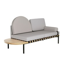 Petite Friture - Grid Daybed Gestell Eiche