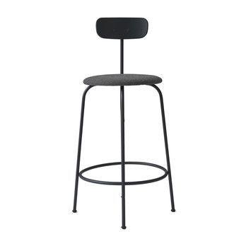 - Afteroom Counter Chair Hocker gepolstert -